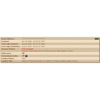 Conta com Skill Bonus 10% faltando 15 dias para 15% (1065 Loyalty Points)  + CARTA RK