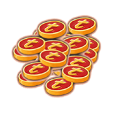 1000 Tibia Coins